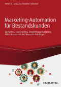Buch-Cover: Marketing-Automation - Anne M. Schüller, Norbert Schuster